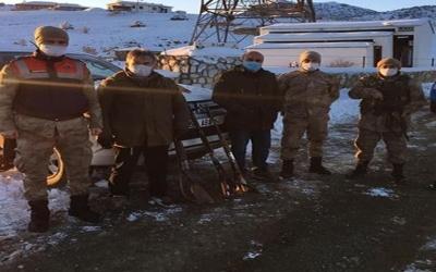 Kaçak keklik avında yakalanan 6 şahsa ceza yağdı