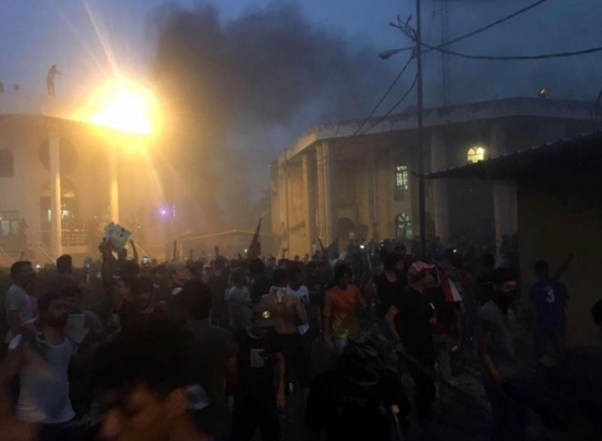 İran Barsa Başkonsolosluğu yeniden açıldı