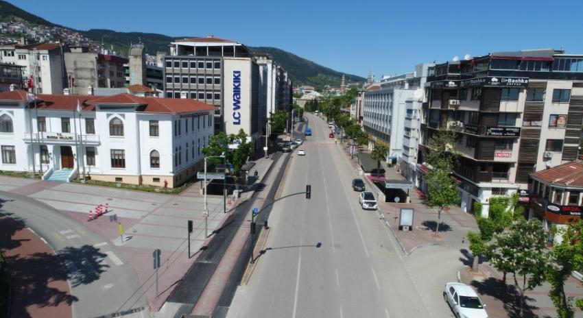 Bursa'da geniş katılımlı etkinlikler yasaklandı
