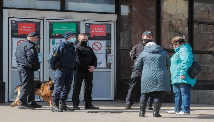 Ukrayna'da karantina 30 Haziran'a kadar uzatıldı