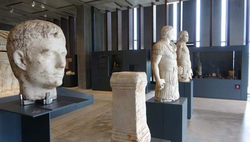 Troya Müzesi'ne Avrupa Müze Akademisi Özel Ödülü