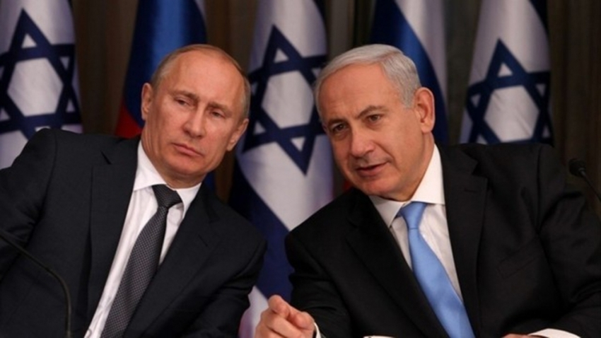 Putin, Netanyahu ile uçak krizini görüştü