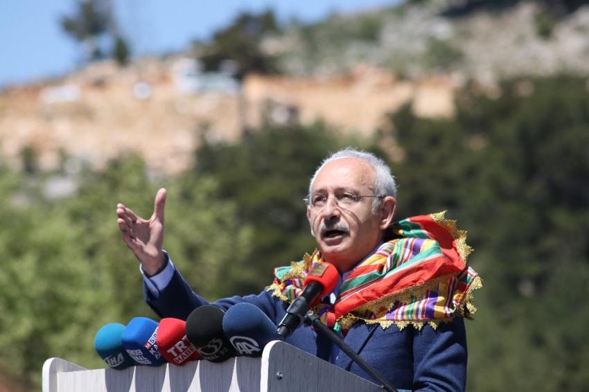 """Kılıçdaroğlu'ndan """"seçim"""" açıklaması"""