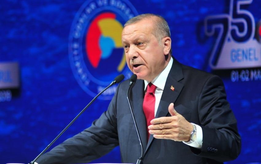 """""""Türkiye ittifakını Cumhur İttifakı'nın alternatifi göstermeye çalıştılar"""""""