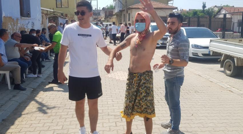 Bursa'da sıradışı eğlence