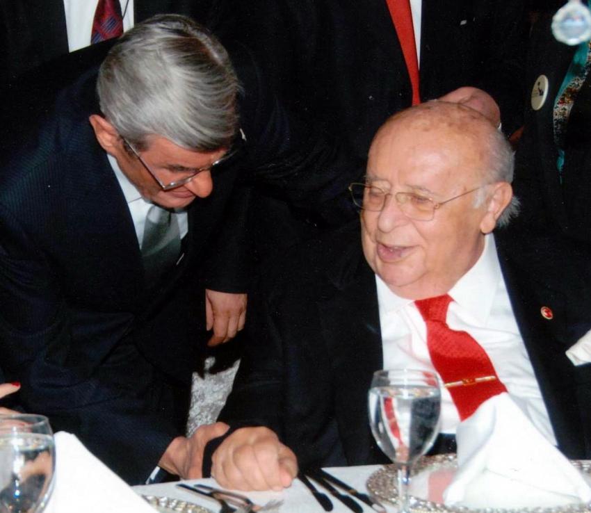 Bursa'daki siyaset arkadaşları Demirel'i anlattı
