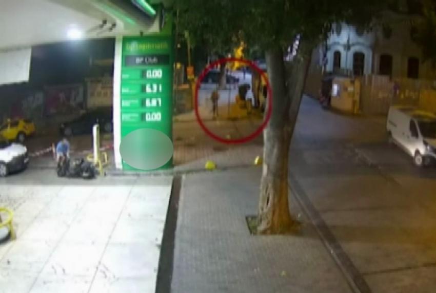 İstanbul'da jammerli hırsızlar aracı böyle soydu
