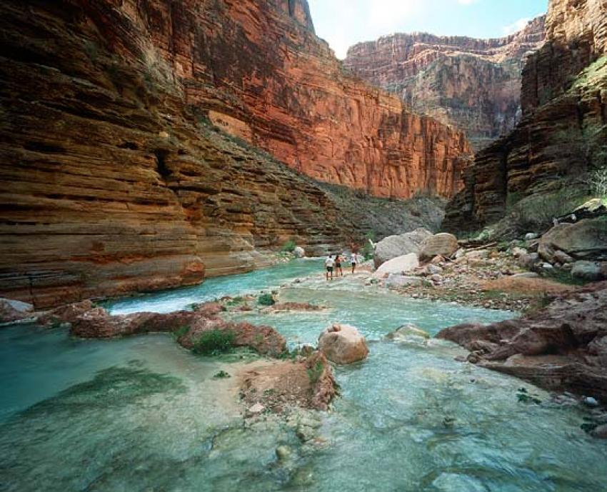 Tüm güzelliğiyle Büyük Kanyon
