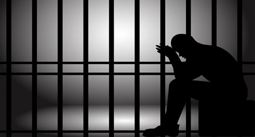Ömür boyu hapse mahkum oldu