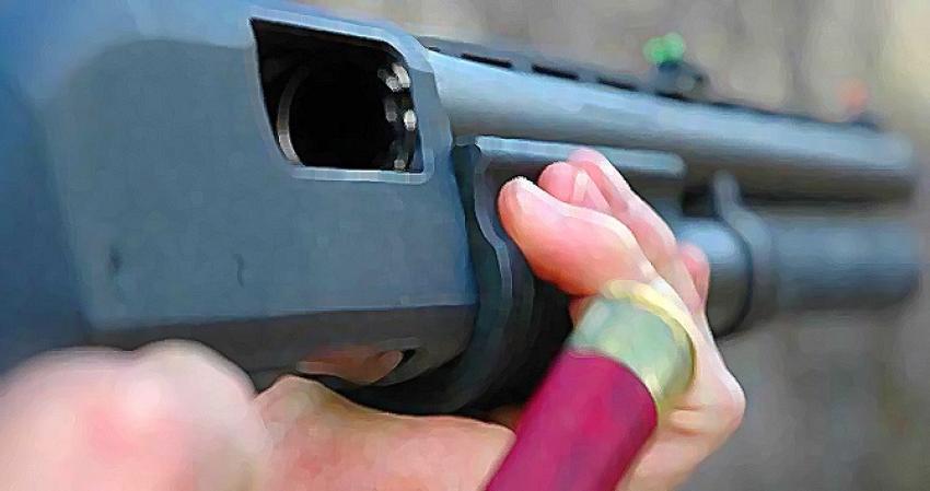 Kardeşlere pompalı tüfekle infaz!