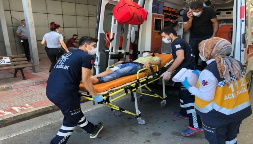 Bursa'da hastaneler acemi kasaplarla doldu taştı