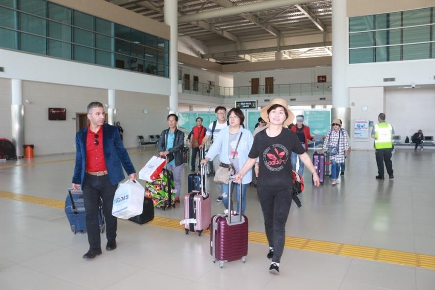 Yabancı ziyaretçilerde yüzde 24'lük artış