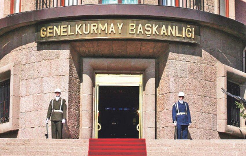 TSK'dan Necdet Özel ile ilgili flaş açıklama!