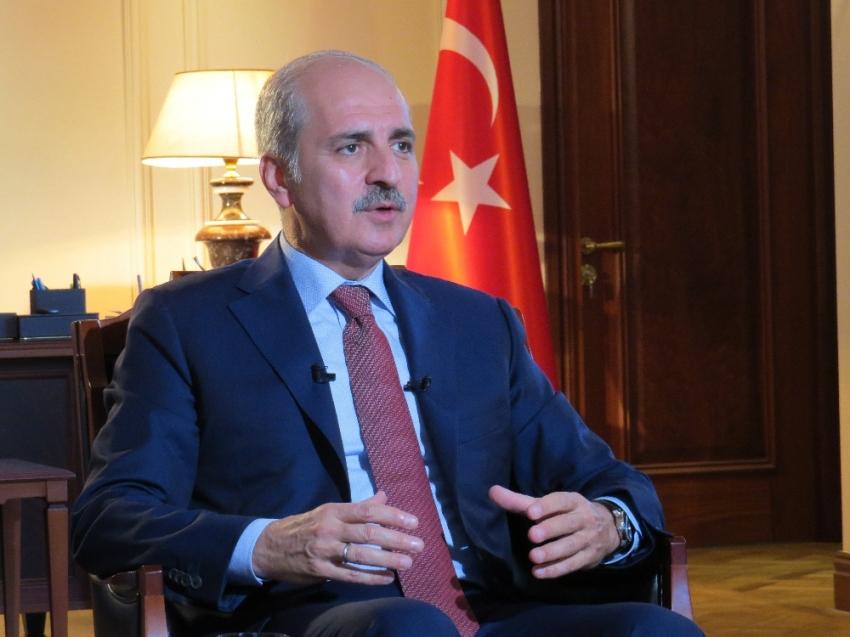 """""""Güçlü Türkiye'yi oluşturmak mecburiyetindeyiz"""""""