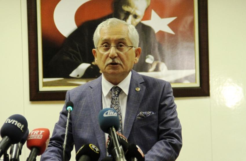 YSK Başkanı, Mansur Yavaş'ın iddiasını yalanladı