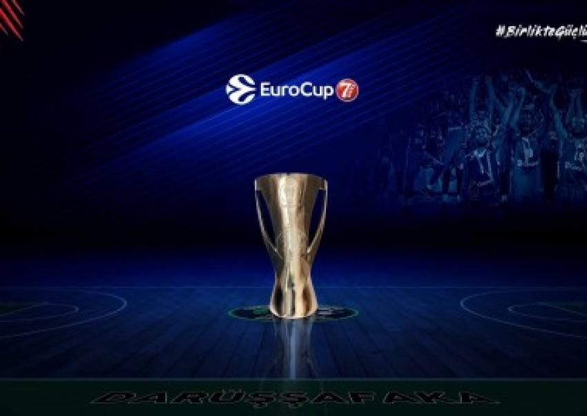 İşte EuroCup'taki rakiplerimiz
