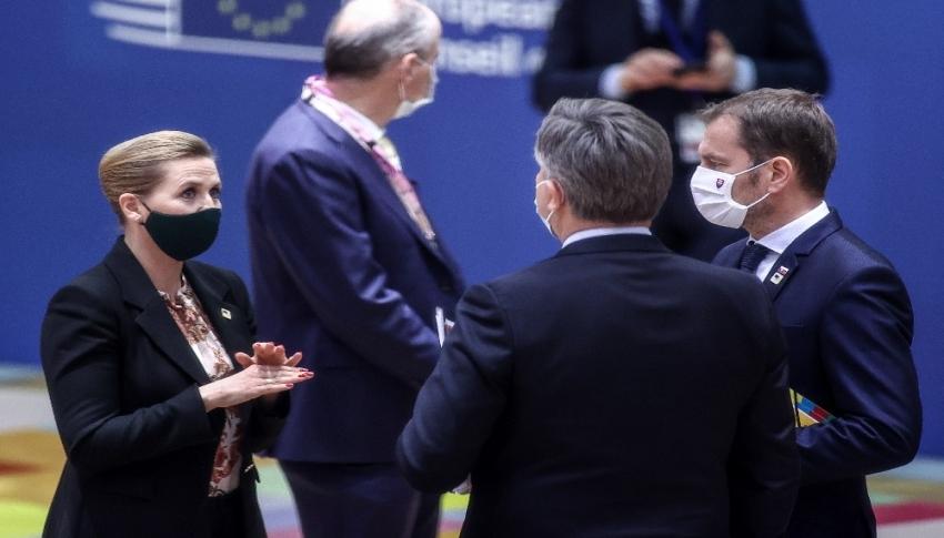 AB Liderler Zirvesi, Covid-19 gündemi ile toplandı