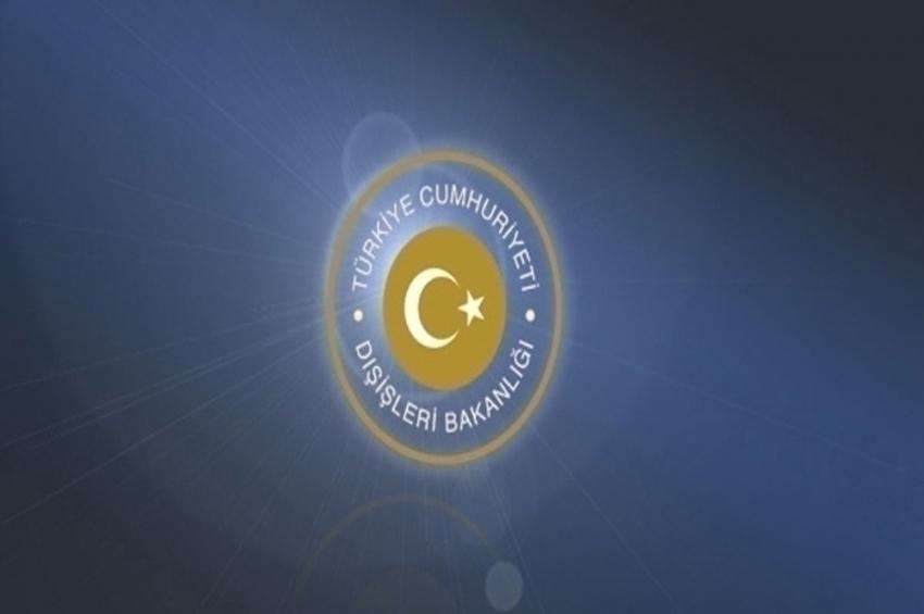 Dışişleri Bakanlığı, AB Dış İlişkiler Konseyi'nde alınan kararları kınadı