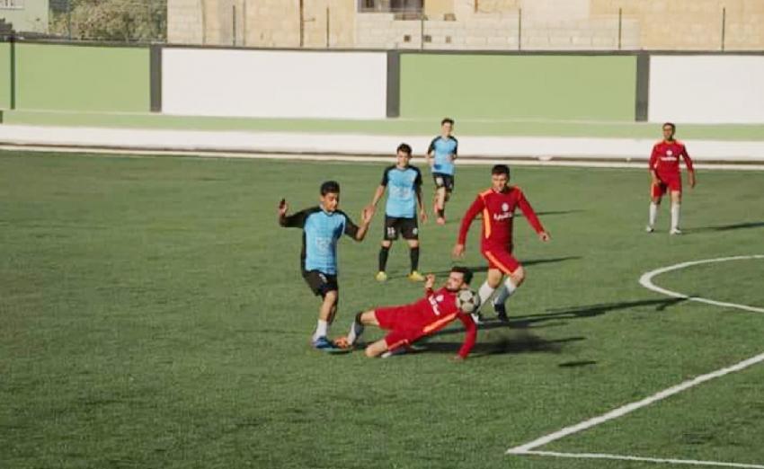 El-Bab'a futbol sahası