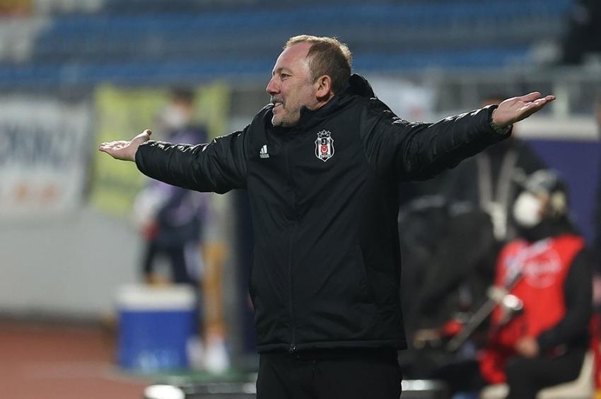 Sergen Yalçın'dan Başakşehir maçı öncesi flaş karar