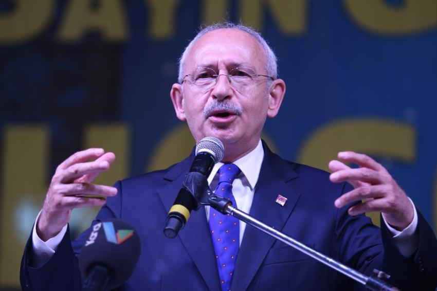 Kılıçdaroğlu vatandaşlarla iftarda buluştu