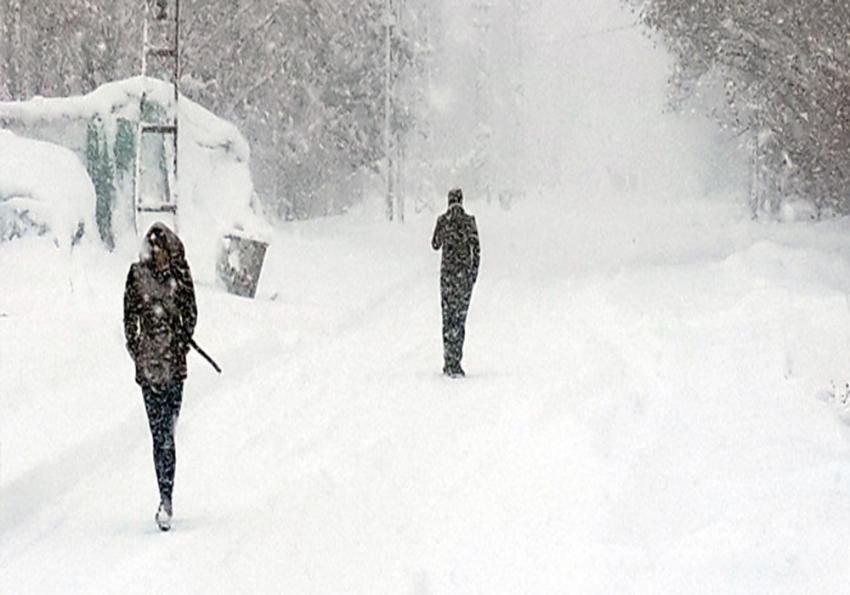 Meteoroloji'den 3 il için kar yağışı uyarısı