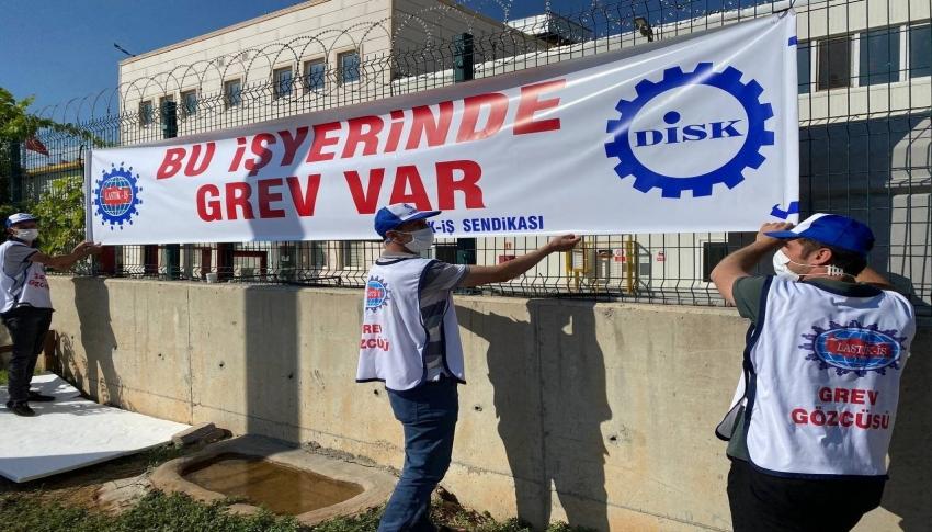 İşçiler grev kararı aldı