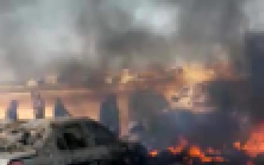 Okul otobüsü bombalandı: 43 ölü