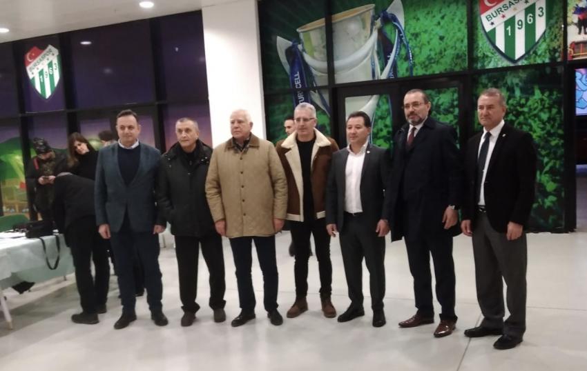 Bursaspor İdari ve Mali genel kurulu ertelendi!