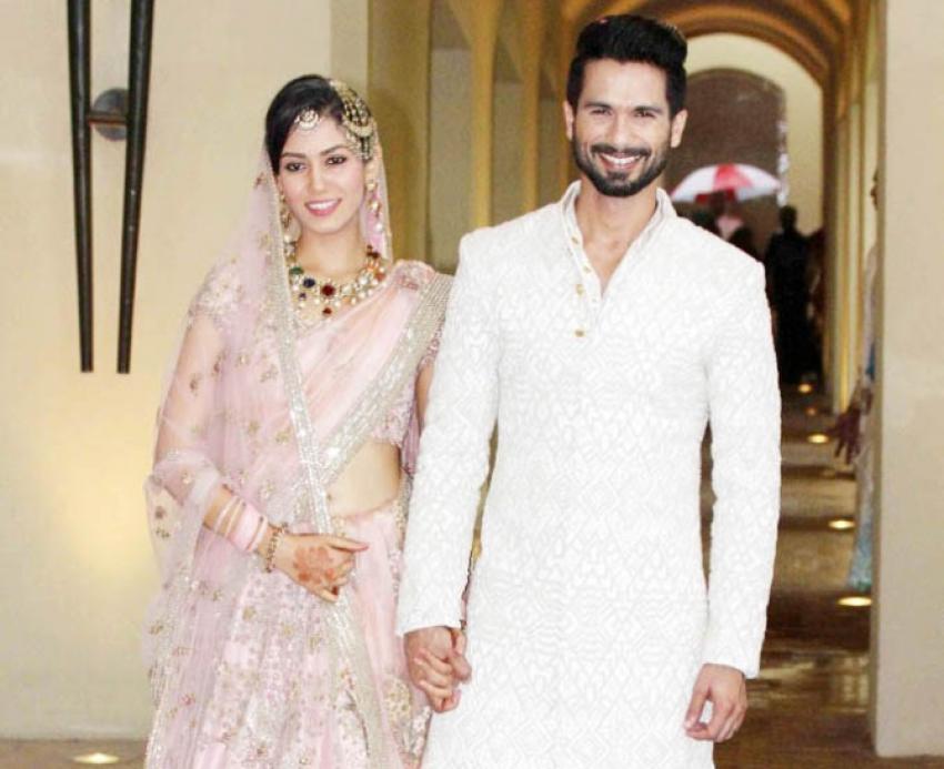 Bollywood'un en gözde bekarı artık evli