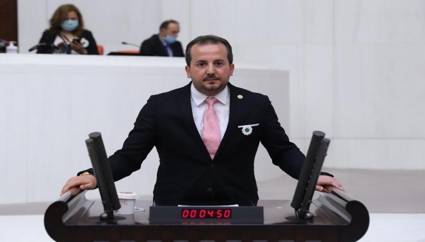 Milletvekili Refik Özen: Srebrenitsa'nın acısını içimizde hissediyoruz