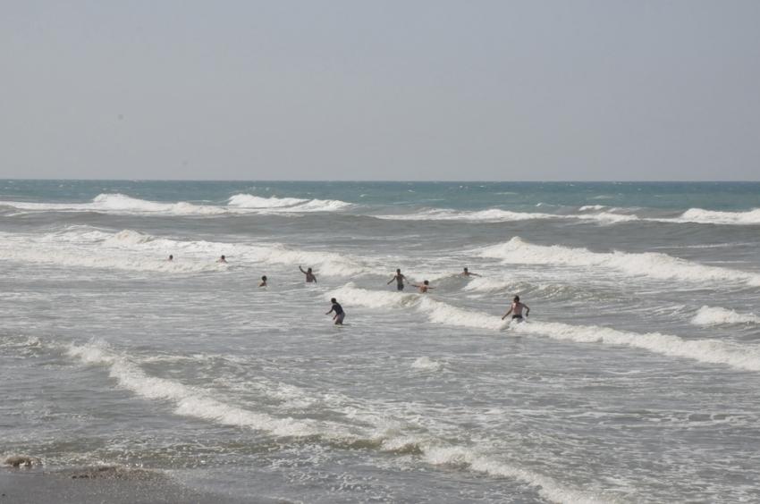 Karadeniz'de çeken akıntıya dikkat