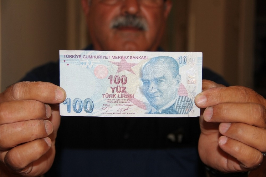 Hatalı basım 100 lira için koleksiyonerlerden teklif bekliyor