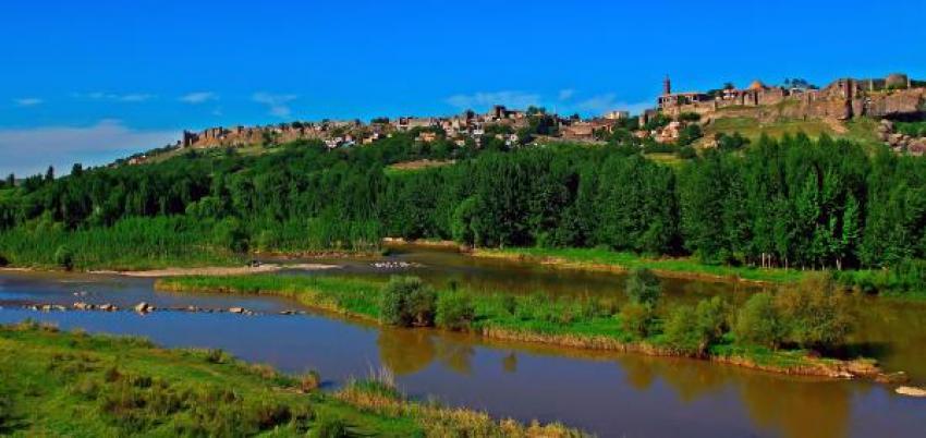 Diyarbakır Surları UNESCO Dünya Kültür Mirası Listesi'nde