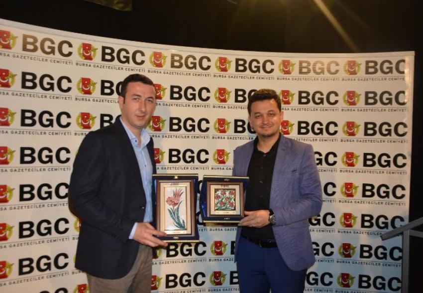 BGC ödülleri sahiplerini buldu