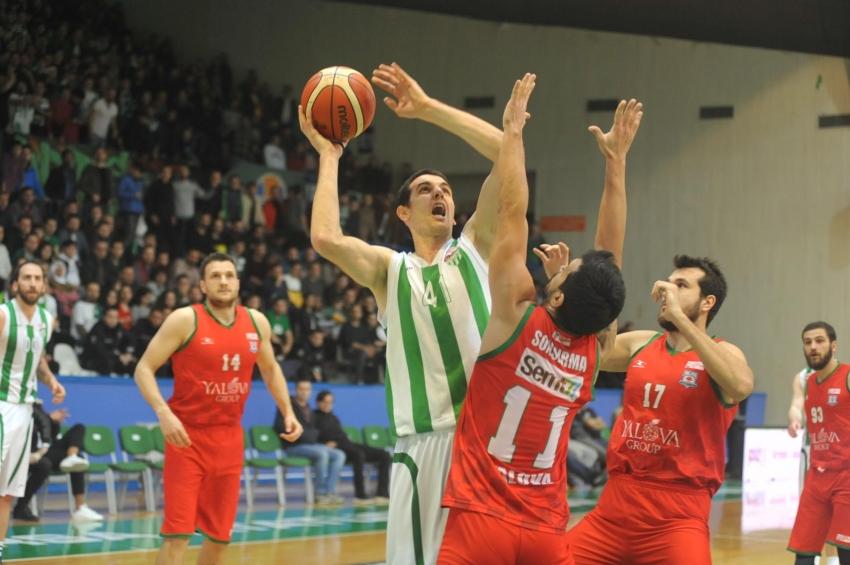 Bursaspor Basketbol-Semt 77 Yalova Belediye: 70-64