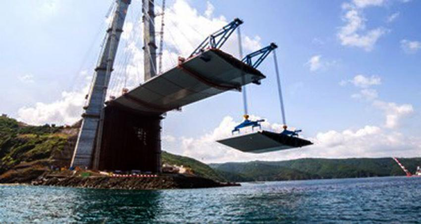 3. Köprü inşaatında yeni gelişme!