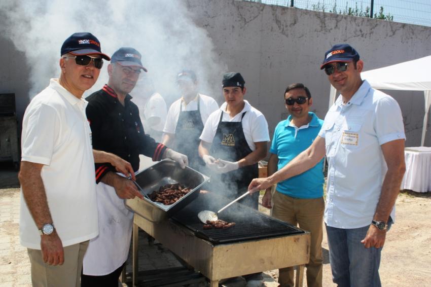 NSK Group'tan 'Açık Kapı Aile Şenliği'