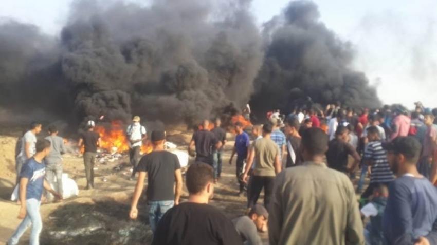 Filistin: İsrail 135 Filistinliyi öldürdü