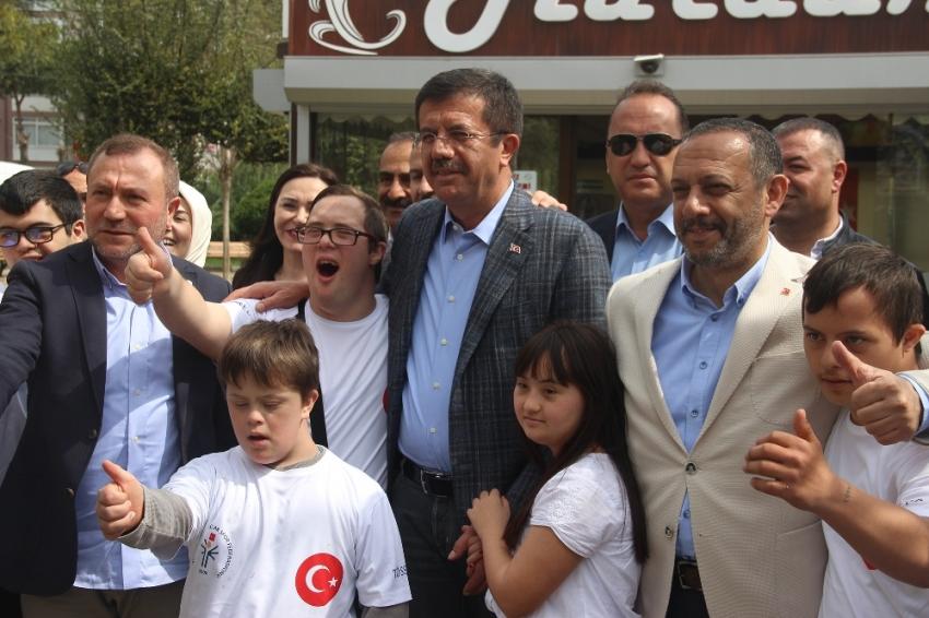 """""""İzmir engelli dostu şehir olacak"""""""