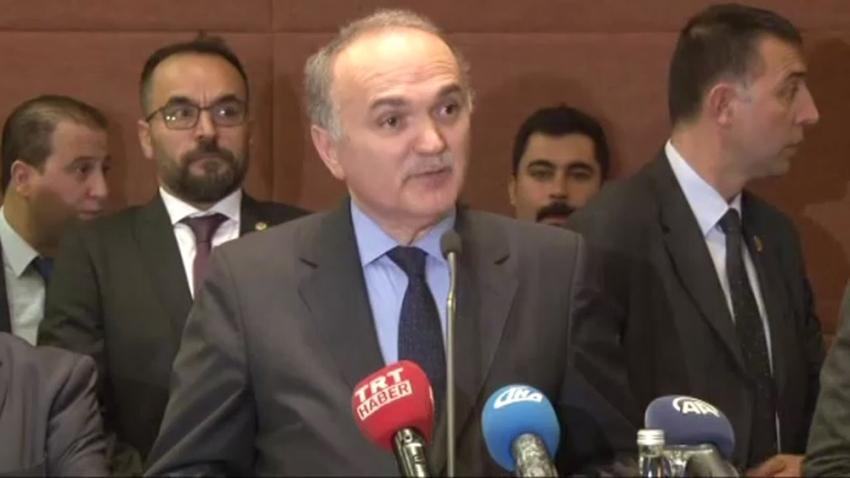 Bakan Özlü, Cezayir Milli Günü Resepsiyonu'na katıldı