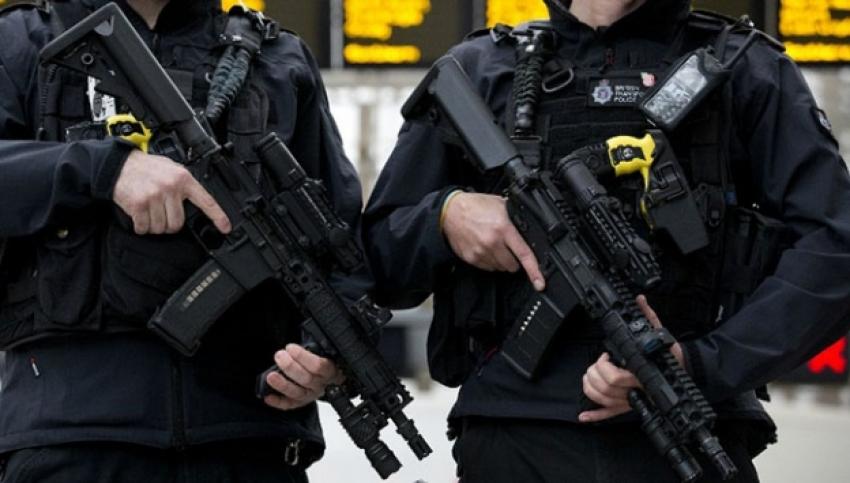 İngiltere'de terör alarmı!