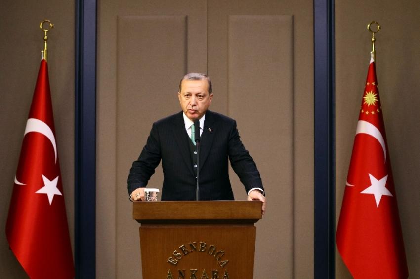 """Cumhurbaşkanı Erdoğan Londra'dan haykırdı: """"Asla kabul etmiyoruz"""""""