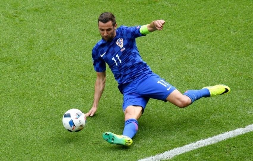 Darijo Srna Babasını, Türkiye-Hırvatistan maçı sırasında kaybetti