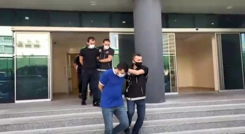 Bursa'da torbacılara şok baskın!