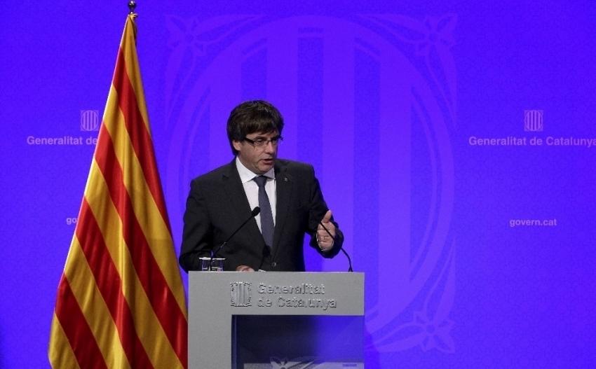 Puigdemont için yakalama emri