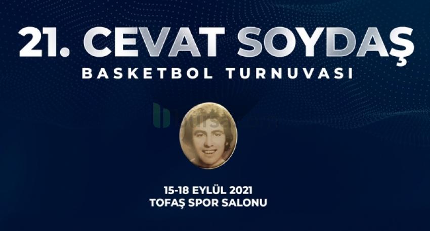 Cevat Soydaş Turnuvası başlıyor
