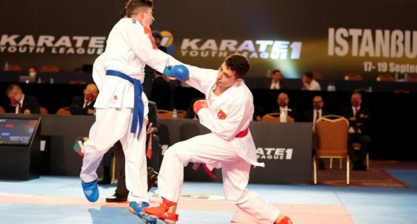 Milli karatecilerden 11 madalya daha