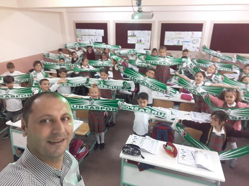 İşte Bursaspor sınıfı!
