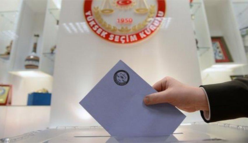 Yurt dışında oy kullanacaklar dikkat